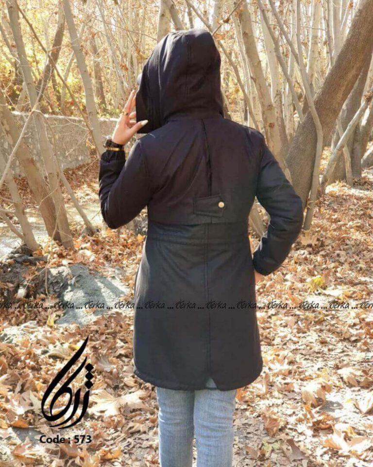 کاپشن زنانه  کد 573