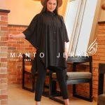 مانتو عروسکی فری سایز جدید (10)
