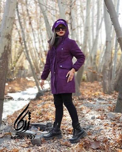 کاپشن زنانه مناسب برای زمستان 1400